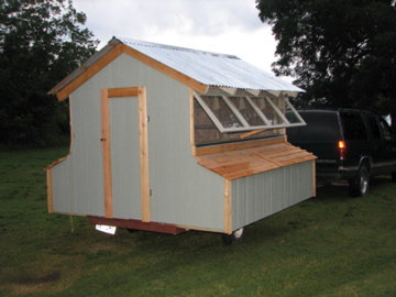 Chicken Coop And Hen House Plans | Chook House Info