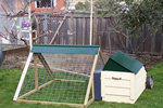 moveable chook coop